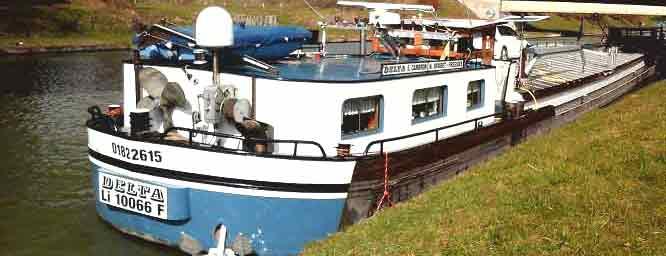 p u00e9niche bateau fluvial a vendre occasion